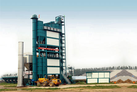 LB5000 Stationary Asphalt Mixing Plant